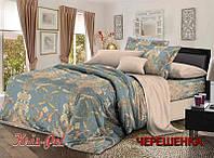 Евро макси набор постельного белья 200*220 из Сатина №281AB KRISPOL™