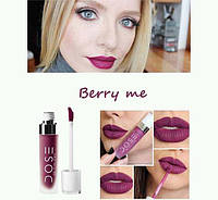 Матовая помада Dose of Colors Matte Lip Gloss  - Berry Me