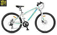"Велосипед Avanti GALANT 26"" Alu Disk рама 17"""