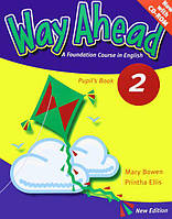 Way Ahead New Edition 2 Pupil's Book with CD-ROM (Учебник)