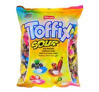 Мягкие жевательные конфеты Toffix Sour 1 kg