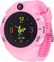 Часы ATRIX Smart watch iQ800W Cam Touch GPS pink, фото 1