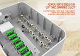 Сетевой удлинитель LDNIO SE3631 на 3 евро розетки 3*220V и 6*USB, фото 4