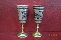 Серебряная рюмка Кубачи Серебро 875*