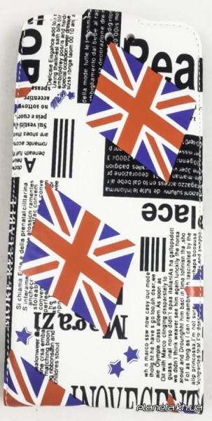Assistant Флип-чехол для AS-6431 Британия