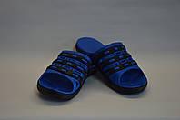Шлепанцы детские синие оптом Dreamstan, фото 1