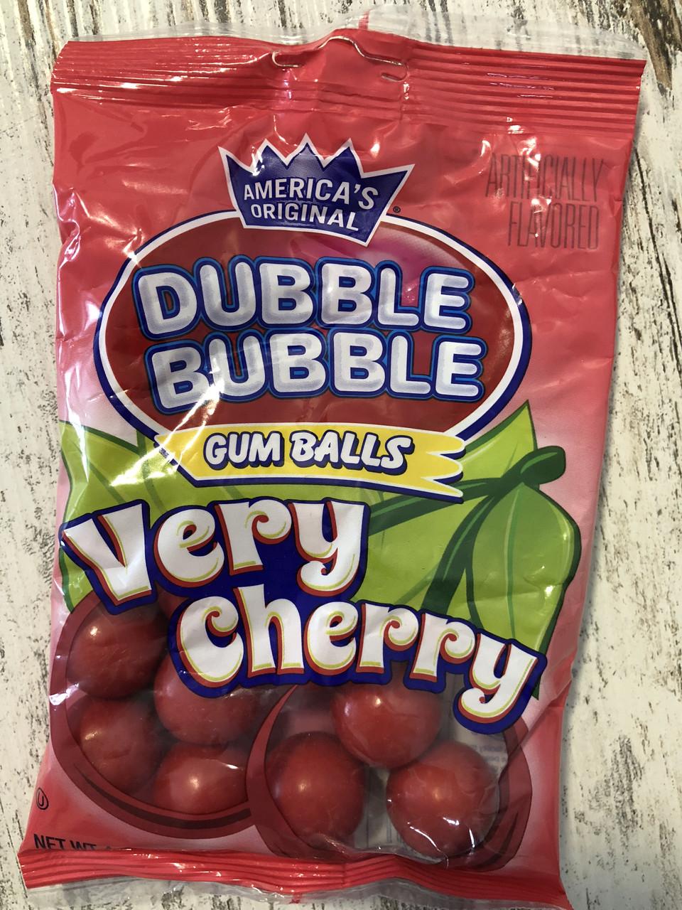 Жвачка Dubble Bubble Вишня