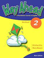 Way Ahead New Edition 2 Workbook (Рабочая тетрадь)