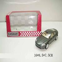 Моделька kinsmart jaguar xk coupe
