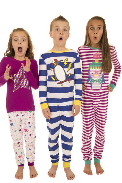 Пижамы детские оптом