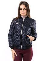 Женская куртка-бомбер от производителя  KD1382