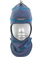Демисезонная шапка шлем для мальчика Beezy Дракончик