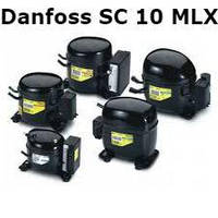 Компрессор Danfoss SC 10 MLX