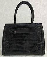 Кожаная сумка копия Eleganzza, фото 1