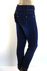 Жіночі зимові  джинси батали розпродаж, фото 3