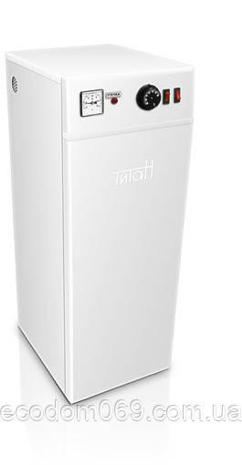 Напольный электрический котел Титан 60 кВт