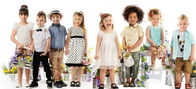Детская одежда оптом ЛЕТО