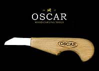 Нож прямой с углом