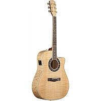 Акустическая гитара FENDER T-BUCKET 400CE NATURAL