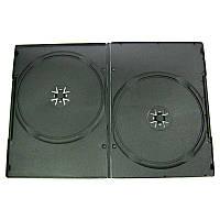 Коробка     2DVD-BOX  7mm Black