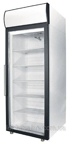 Морозильный шкаф-витрина DP105-S Polair
