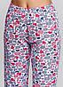 Женская пижама с начесом, фото 2