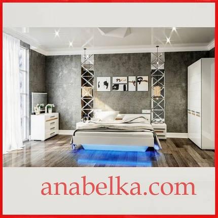 Спальня  Бьянко  (Світ Меблів), фото 2