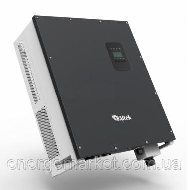 Инвертор сетевой Altek AKSG-10K-DM (10 кВт) трёхфазный 2 МРРТ