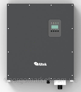 Сетевой инвертор Altek KSG-20K-DM (20 кВт, 3 фазы, 2 MPPT)