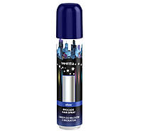 Лак-спрей для волос с блестками серебро  VENITA BROCADE Spray Silver 75 мл