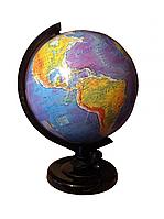 Глобус физический с подсветкой 32см