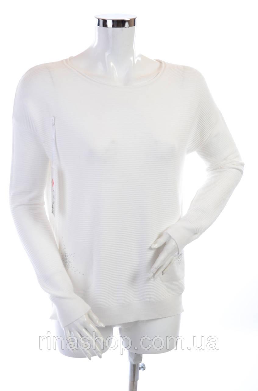 Женская кофта с вырезом SW1078