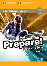 Cambridge English Prepare! 1