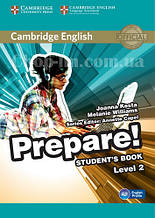 Cambridge English Prepare! 2