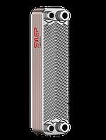 """Теплообменник паяный  SWEP ВХ8Tx50/1P-SC-S (4*3/4""""&16)"""