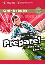 Cambridge English Prepare! 5