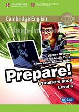 Cambridge English Prepare! 6