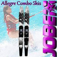 Водные лыжи Jobe Allegre Combo Skis Black