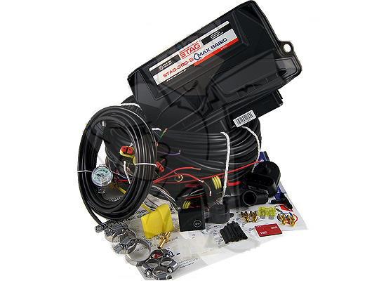 Электроника ГБО AC STAG 300 8 Qmax Basic