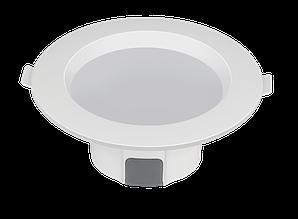Точечный светодиодный светильник DL-9N 9W 126х53,5мм 220-240V