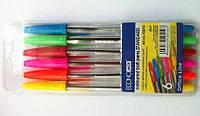 Набор цветных шариковых ручек STANDARD