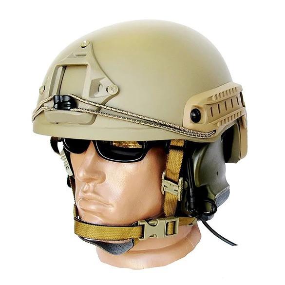 Шлем баллистический ТОR-D (десантный)