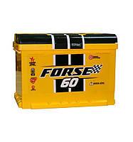 Акумулятор Forse -60 +лівий (1) (600 пуск)
