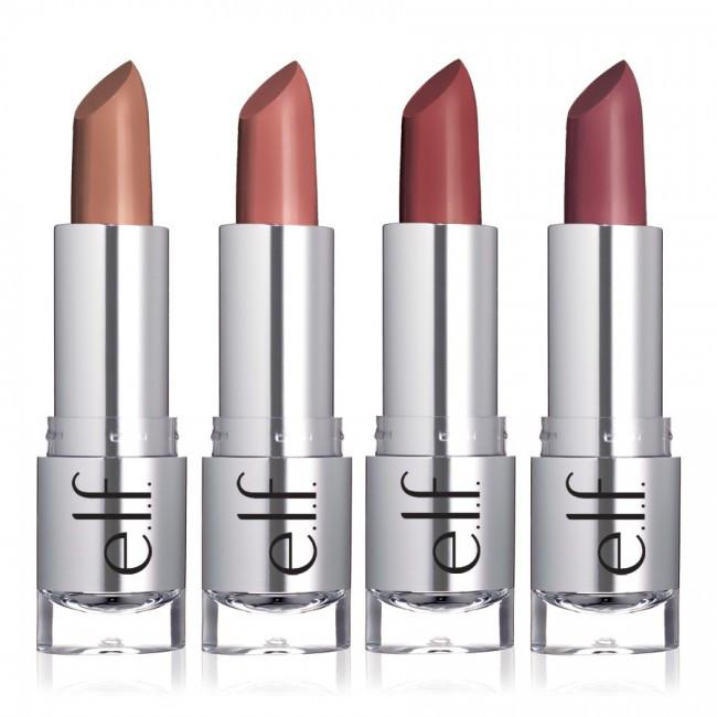 Помада для губ elf Beautufully Bare Satin Lipstick