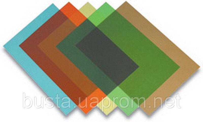 Обложки для переплета Fellowes пластиковые цветные 200 мкн А4