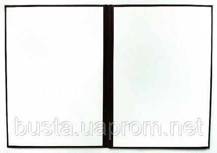 Папка На подпись А4 бордо, фото 2