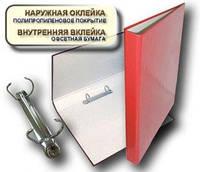 Папка-регистратор А4 на 2 кольца 25мм сиреневая, фото 1