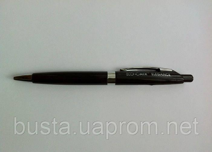 Ручка шариковая автоматическая Elegance чёрная