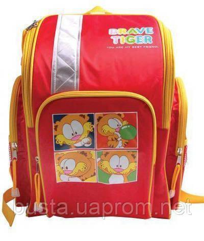 Рюкзак ранец Храбрый Тигренок, фото 2