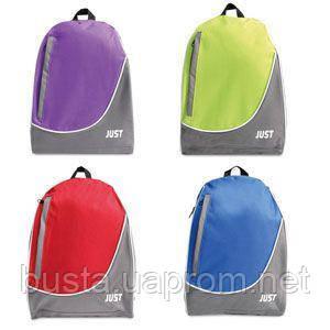 Рюкзак для спорта Just фиолетовый, фото 2